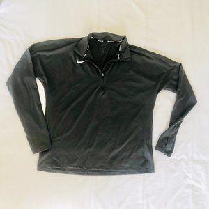 Nike Dri-fit Quarter Zip Long Sleeve